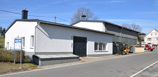 Firmengebäude Metallbau Arndt Seifert